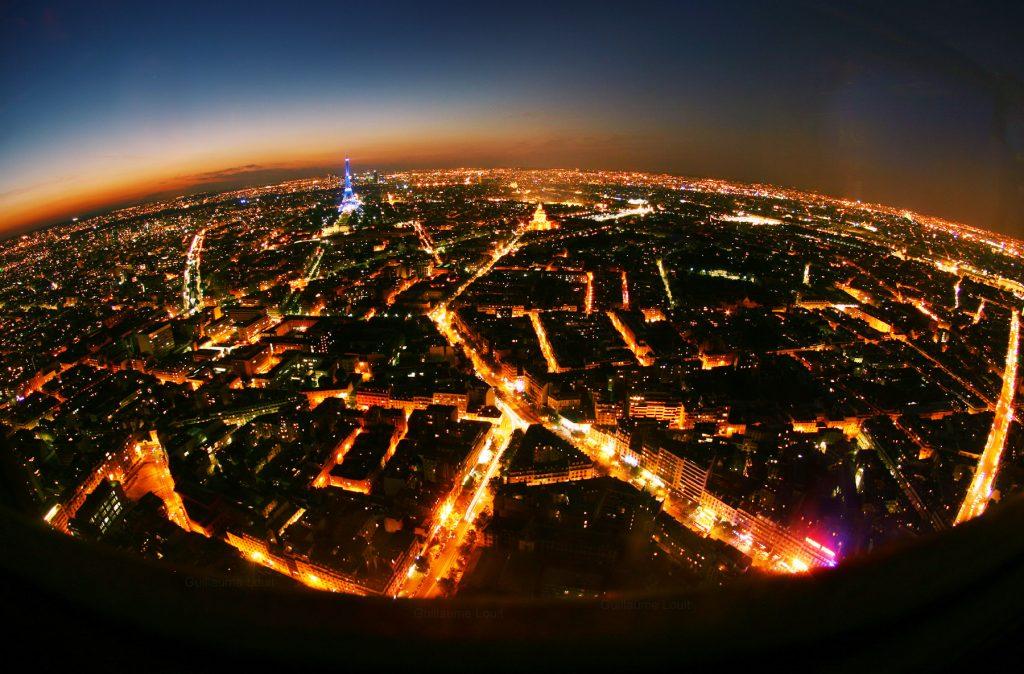 ô nhiễm ánh sáng